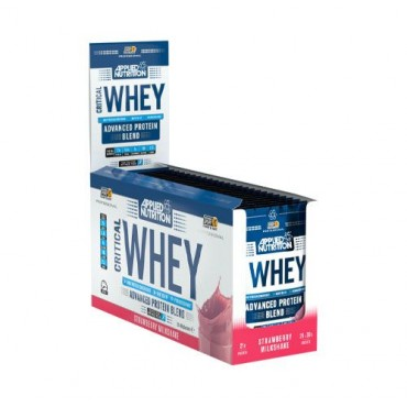 Applied Critical Whey Strawberry 30gr