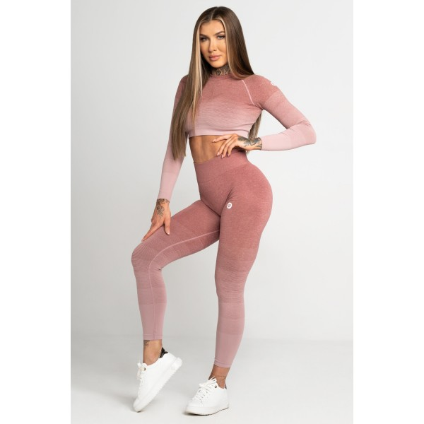 Leggings Ombre Taupe