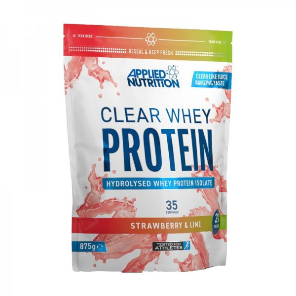 Applied Nutrition Clear Whey Strawberry & Lime 875g