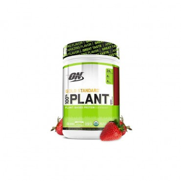 Gold Standard Plant Protein 680gr berry