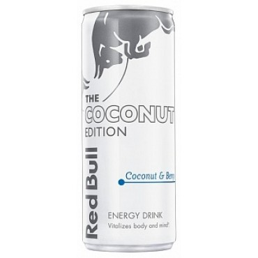 Red Bull Coconut & Berry 250ml